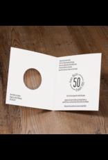 Belarto Jubileum Uitnodiging Krijtbord  (689024)