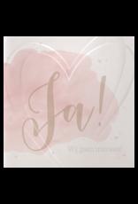 Belarto Celebrate Love Huwelijkskaart - Watercolor love (729202)