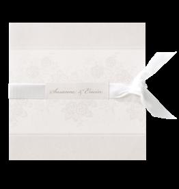 Belarto Celebrate Love Huwelijkskaart - Bloemenprint