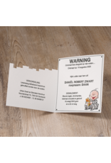 Belarto Geboorte 2020 Geboortekaartje criminele deugniet (610001)