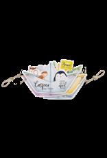 Belarto Geboorte 2020 Geboortekaartje bootjes van papier (610032)