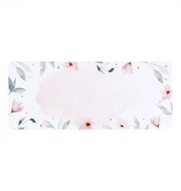 Buromac Pirouette Zelfklevende etiketten - bloemetjes