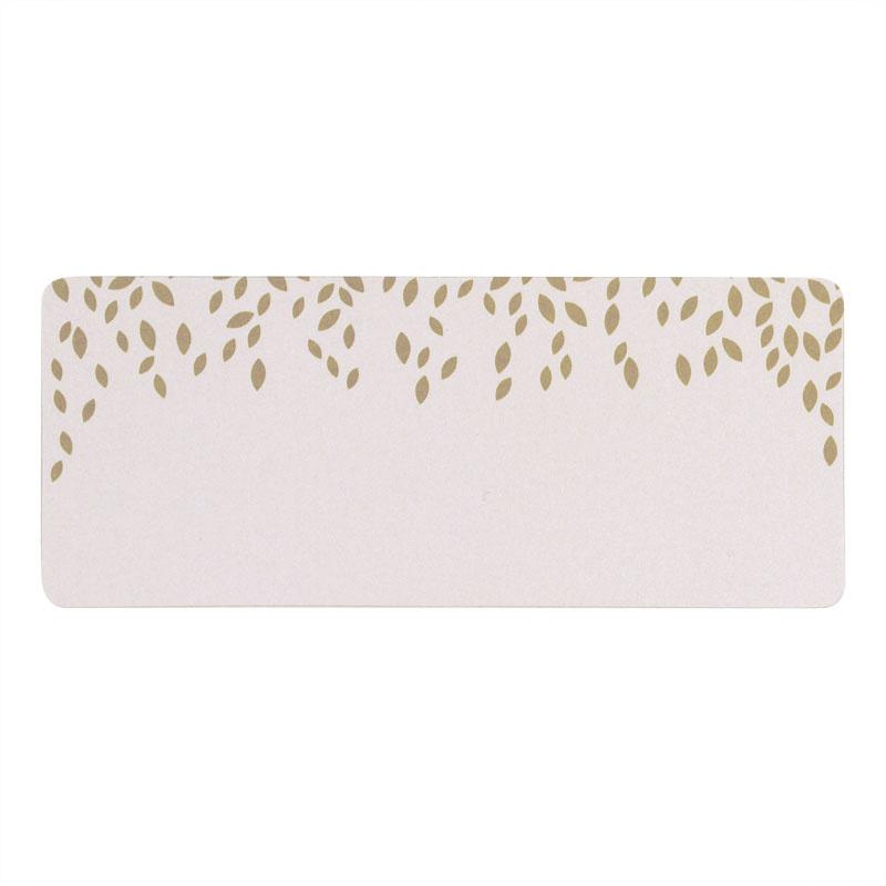Buromac Pirouette Zelfklevende etiketten -  blaadjes, roze  (579201)