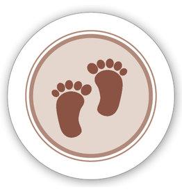 Mare Sluitzegel bruine voetjes