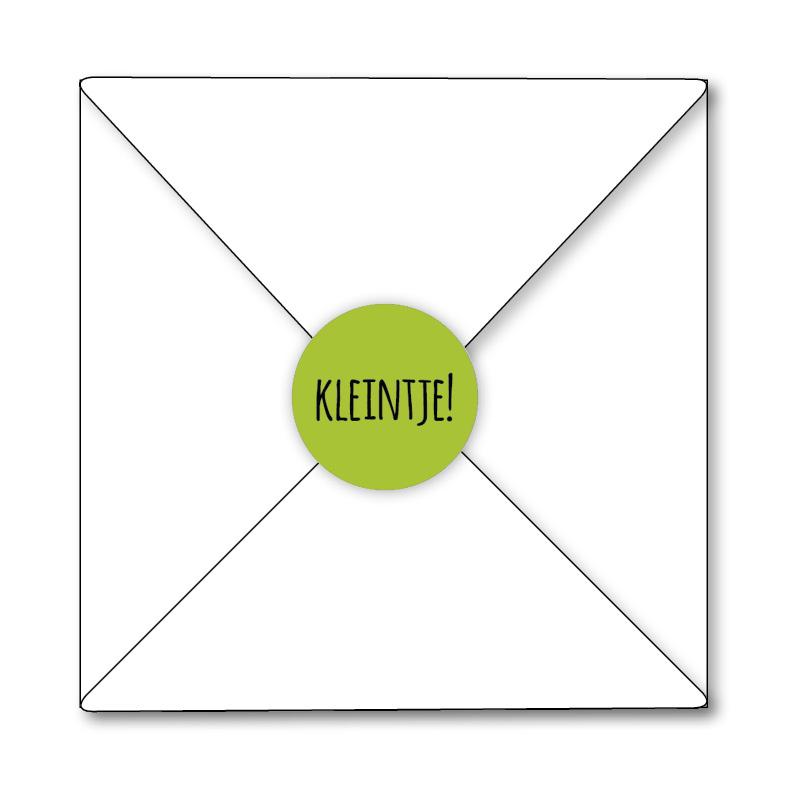 Mare Kleintje! groen (SL-066) - Copy