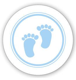 Mare Sluitzegel blauwe voetjes