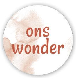 Mare Ons wonder