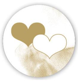 Mare Sluitzegel Twee harten