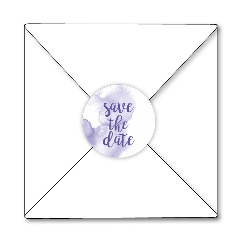 Mare Sluitzegel Save The Date, Lila (HZ-002)
