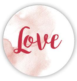 Mare Sluitzegel Love rood