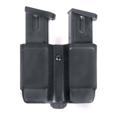 Blackhawk! Double Mag Case Single Stack Matte