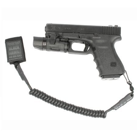 Blackhawk! Tactical Pistol Lanyard-Swivel