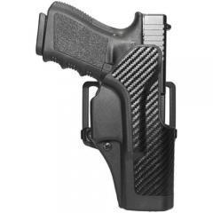 Blackhawk! CQC 4150 Standard Concealment Holster Carbon Fiber Glock 17/22/31
