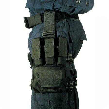 Blackhawk! Ωmega Elite Triple Pistol/Double Cuff Pouch