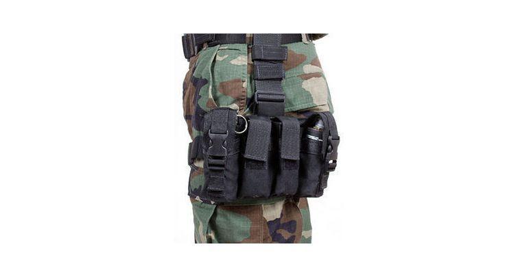 Blackhawk! Ωmega Elite Pistol Mag/Flashbang Pouch