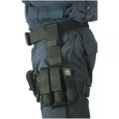 Blackhawk! Ωmega Triple Pistol Mag Pouch with TalonFlex