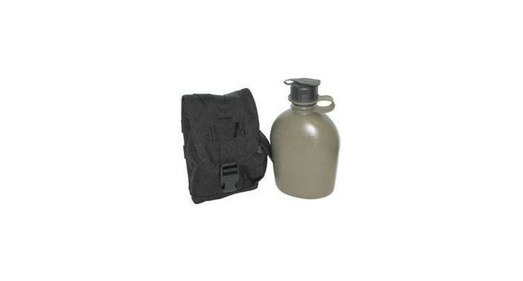 Blackhawk! S.T.R.I.K.E. Canteen 4 MOLLE System 1Qt Mag Pouch