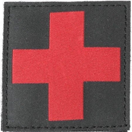 Blackhawk! Red Cross ID Patch