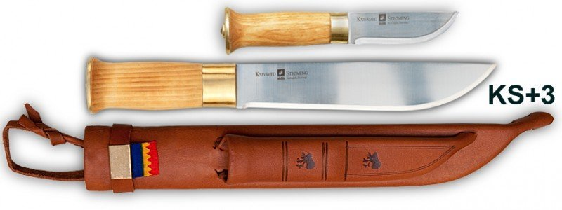 Stromeng Sami Knives Double Knife KS3