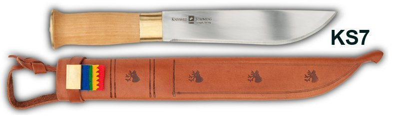 Stromeng Sami Knives KS7