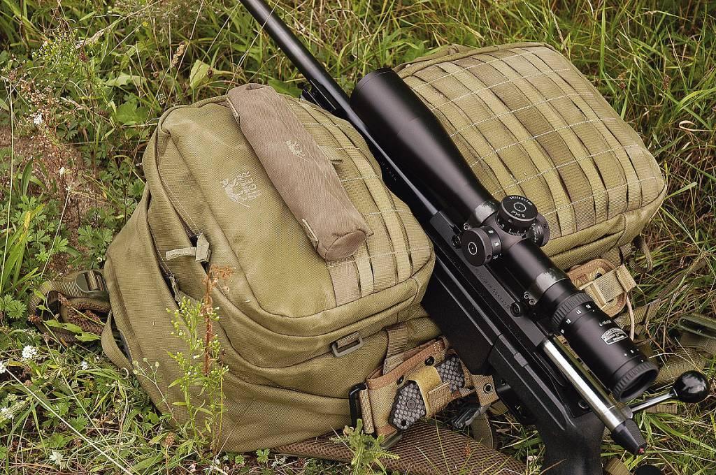 Tasmanian Tiger Patrol Pack Vent