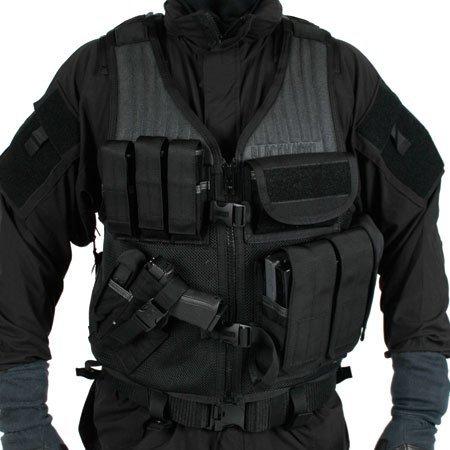 Blackhawk! Ωmega Vest Cross Draw/Pistol Mag