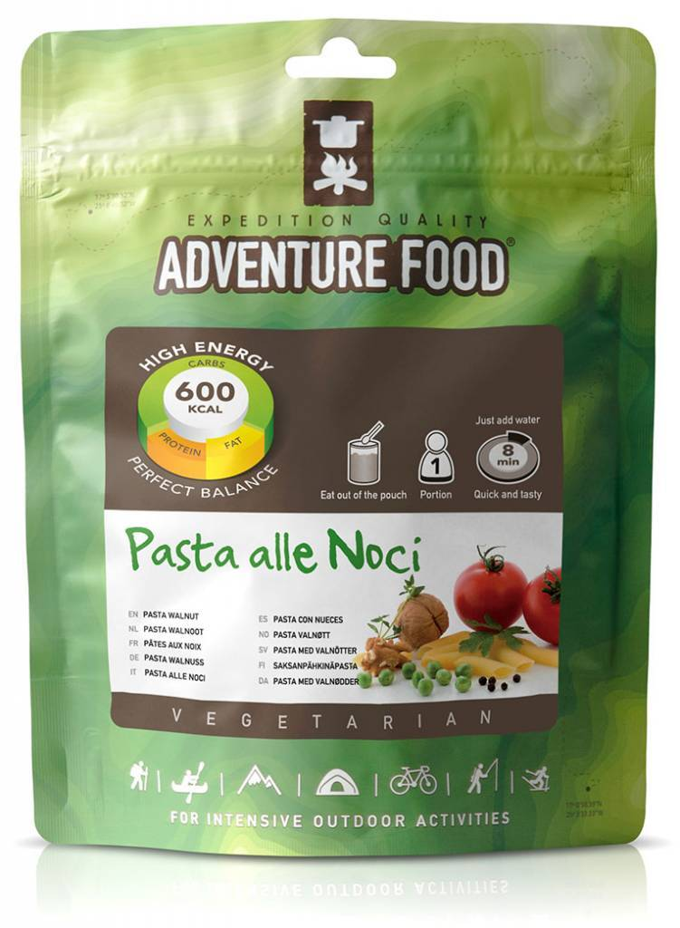 Adventure Food Pasta walnoot (v)