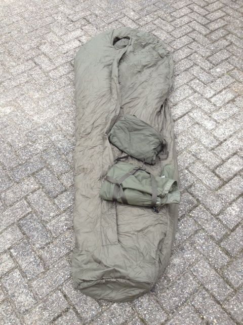 Ex Defensie Modular KL Sleeping Bag