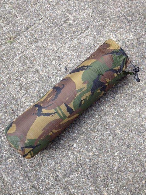 Ex Defensie KL Sleeping Mat Selfinflatable