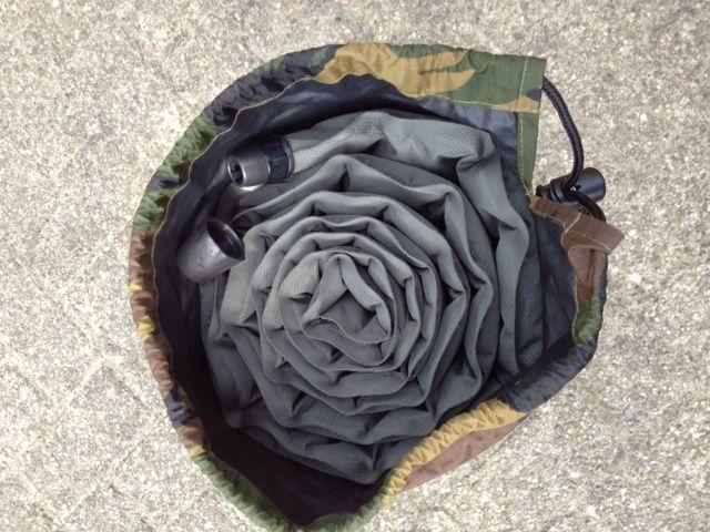 Ex Defensie KL Slaapmat Selfinflatable