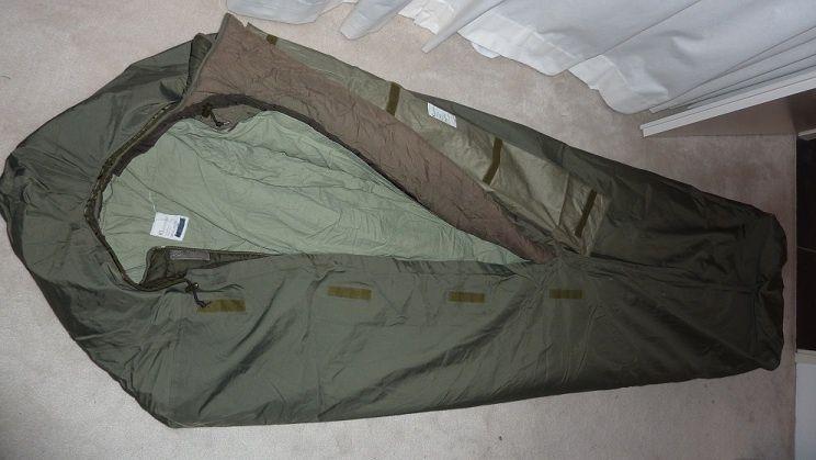 Ex Defensie KL Bivakzak M90
