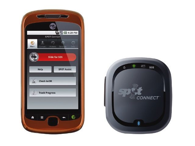 Spot SPOT Connect Smartphone Satellite Communicator