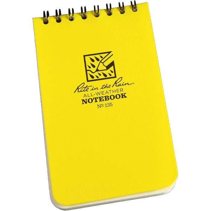 Rite in the Rain Notebook No. 135