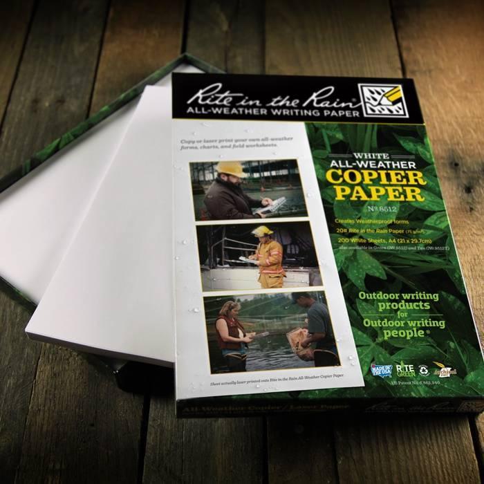 Rite in the Rain Waterproof Kopieerpapier