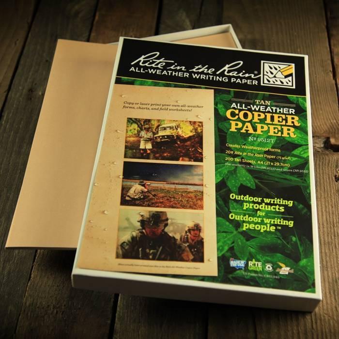Rite in the Rain Waterproof Copy Paper