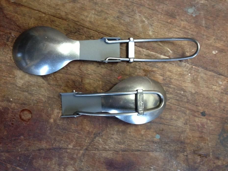 Nordisk Titan Folding Spoon