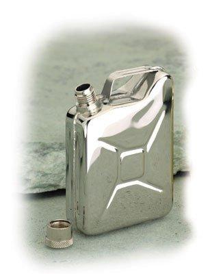 Outdoorgear Zakfles Jerrycan 170ml
