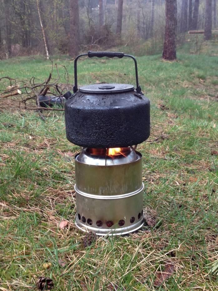 Robens Woodgas Stove