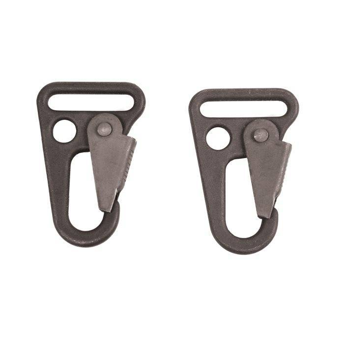 "Blackhawk! Metal 1"" Heavy-Duty Snap Hooks"