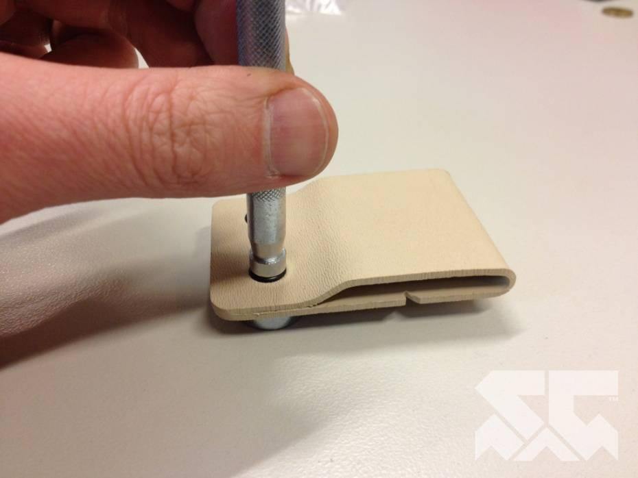 KYDEX Hand Setter Kit