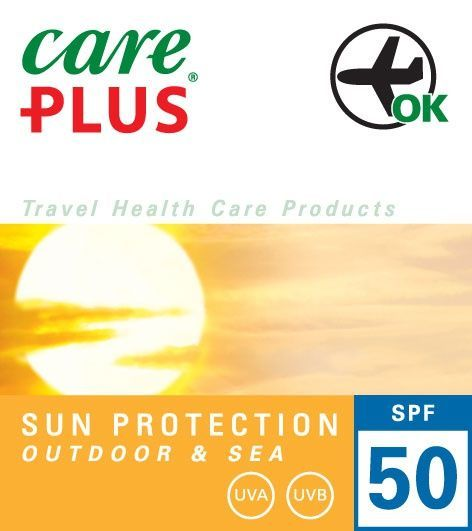 Care Plus Sun Protection Outdoor & Sea SPF 50