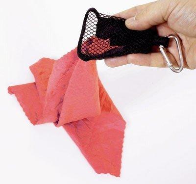Outdoorgear Microfiber Handdoek