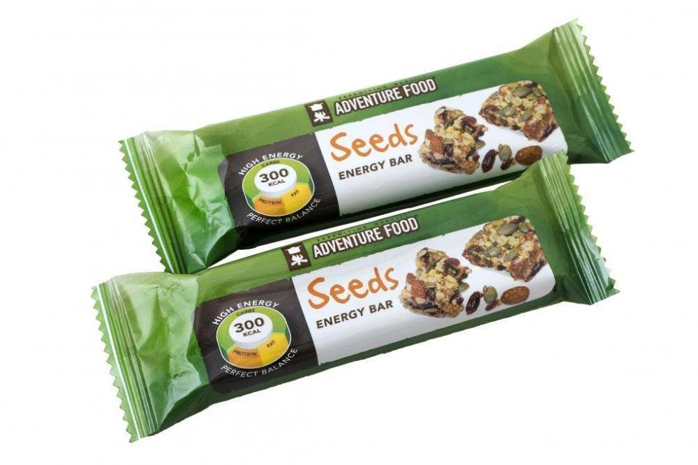 Adventure Food Energy bar Seeds