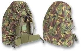 Ex Defensie Backpack Cover