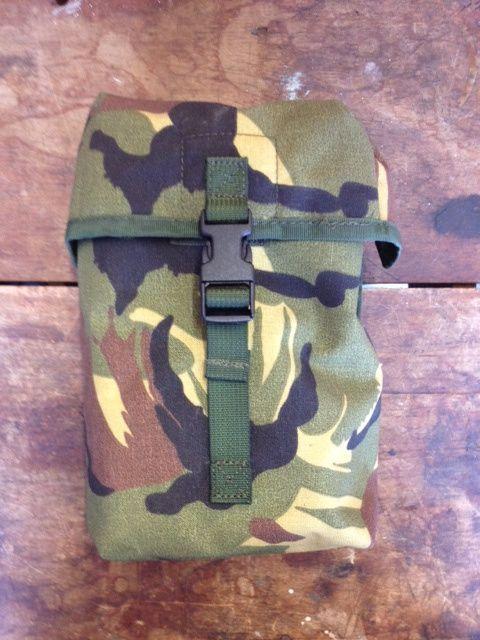 Ex Defensie KL Opbouwtas (groot)