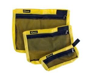 Coghlan's Nylon/mesh organizer bags - 3 pieces