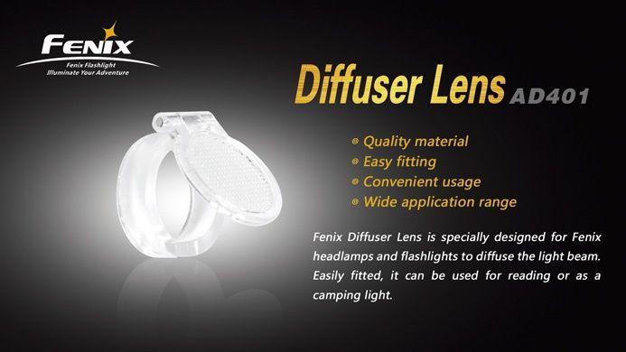 Fenix Diffuser Lens.