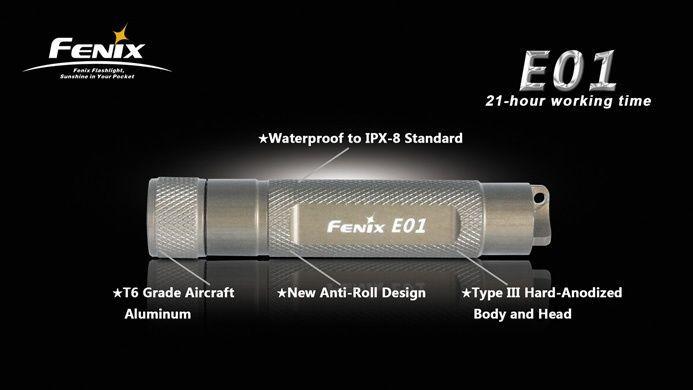 Fenix E01