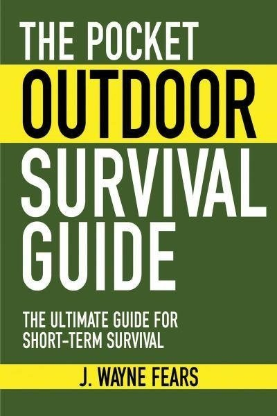 Books The Pocket Outdoor Survival Guide