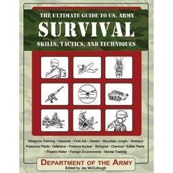 Books U.S. Army Survival Skills, Tactics & Techniques
